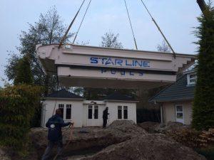 Plaatsen inbouw zwembad